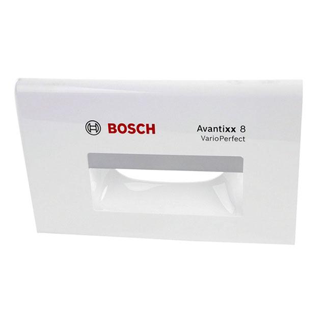 BS 627216 - Ручка ящика порошка к стиральным машинам Bosch, Siemens, Neff, Gaggenau (Бош, Сименс, Гагенау, Нефф)