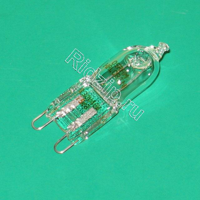 BS 629745 - Лампа духовки  40W  230/240V  цоколь G9 к плитам, варочным поверхностям, духовым шкафам Bosch, Siemens, Neff, Gaggenau (Бош, Сименс, Гагенау, Нефф)