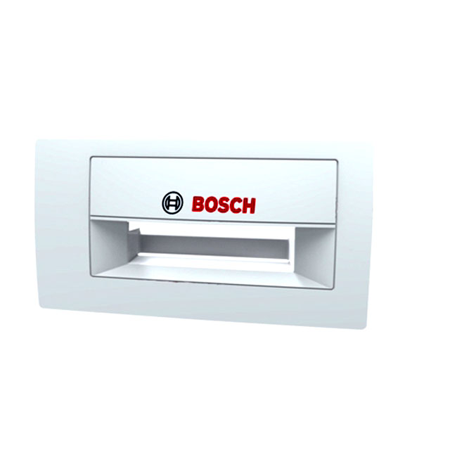 BS 633647 - Ручка лотка к стиральным машинам Bosch, Siemens, Neff, Gaggenau (Бош, Сименс, Гагенау, Нефф)