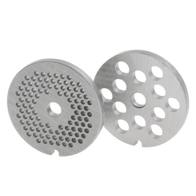 BS 638289 - Формовочные диски 2.7 мм и 8 мм к мясорубкам Bosch, Siemens, Neff, Gaggenau (Бош, Сименс, Гагенау, Нефф)