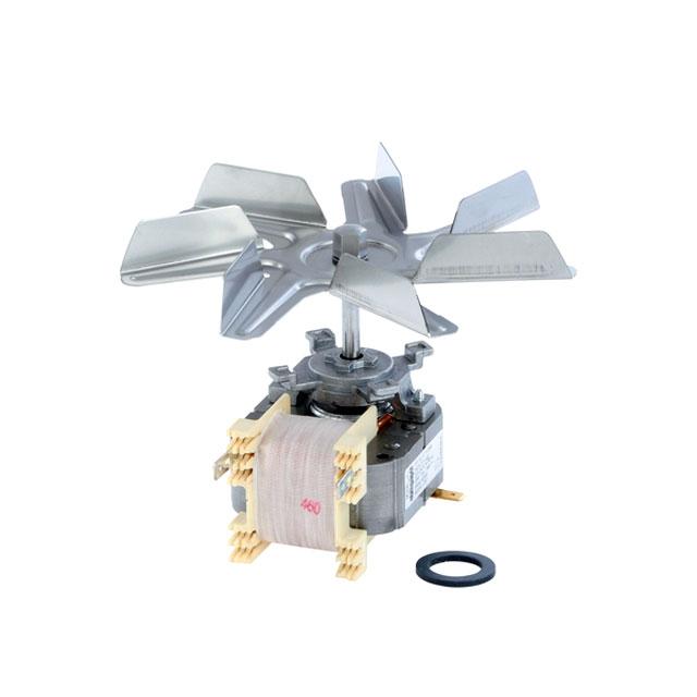 BS 643177 - Мотор вентилятора духового шкафа к плитам, варочным поверхностям, духовым шкафам Bosch, Siemens, Neff, Gaggenau (Бош, Сименс, Гагенау, Нефф)