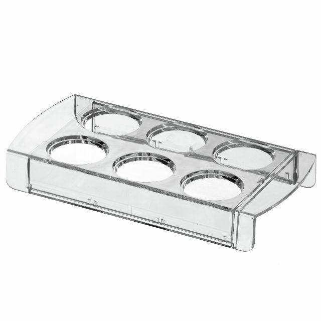 BS 645069 - Выдвижная вставка для яиц (трансформер), на 6-12 шт. к холодильникам Bosch, Siemens, Neff, Gaggenau (Бош, Сименс, Гагенау, Нефф)