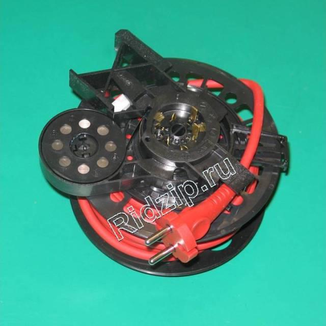 BS 645855 - Шнур на катушке к пылесосам Bosch, Siemens, Neff, Gaggenau (Бош, Сименс, Гагенау, Нефф)