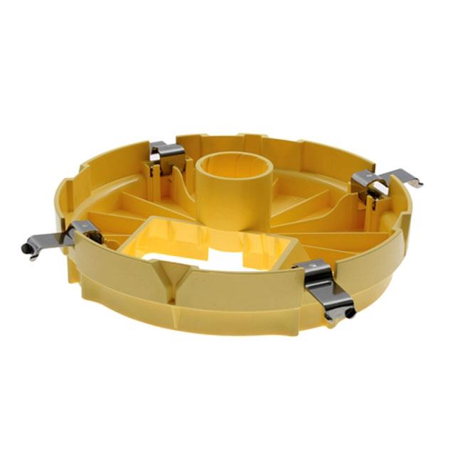 BS 647587 - Держатель дисков кубикорезки к кухонным комбайнам Bosch, Siemens, Neff, Gaggenau (Бош, Сименс, Гагенау, Нефф)