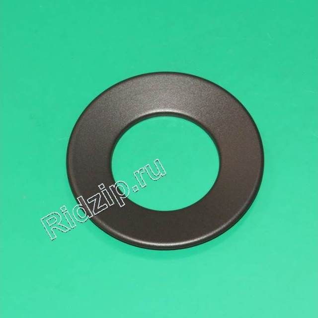 BS 647658 - Крышка горелки ( кольцо ) к плитам Bosch, Siemens, Neff, Gaggenau (Бош, Сименс, Гагенау, Нефф)