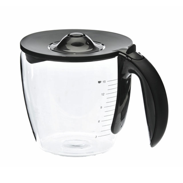 BS 648412 - Колба 15 чашек к кофеваркам и кофемашинам Bosch, Siemens, Neff, Gaggenau (Бош, Сименс, Гагенау, Нефф)