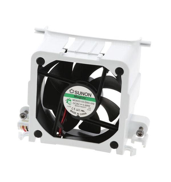 BS 649327 - Вентилятор  к холодильникам Bosch, Siemens, Neff, Gaggenau (Бош, Сименс, Гагенау, Нефф)