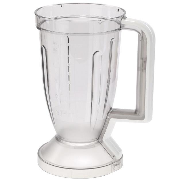 BS 649835 - Пластиковый стакан к кухонным комбайнам Bosch, Siemens, Neff, Gaggenau (Бош, Сименс, Гагенау, Нефф)