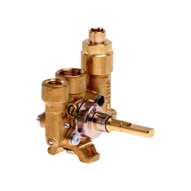 BS 650494 - Газовый кран к плитам, варочным поверхностям, духовым шкафам Bosch, Siemens, Neff, Gaggenau (Бош, Сименс, Гагенау, Нефф)