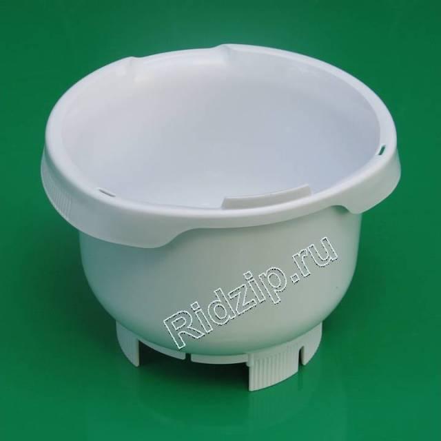 BS 650541 - BS 650541 Чаша для взбивания  пластиковая  белая ( старый код 086065 ) к кухонным комбайнам Bosch, Siemens, Neff, Gaggenau (Бош, Сименс, Гагенау, Нефф)
