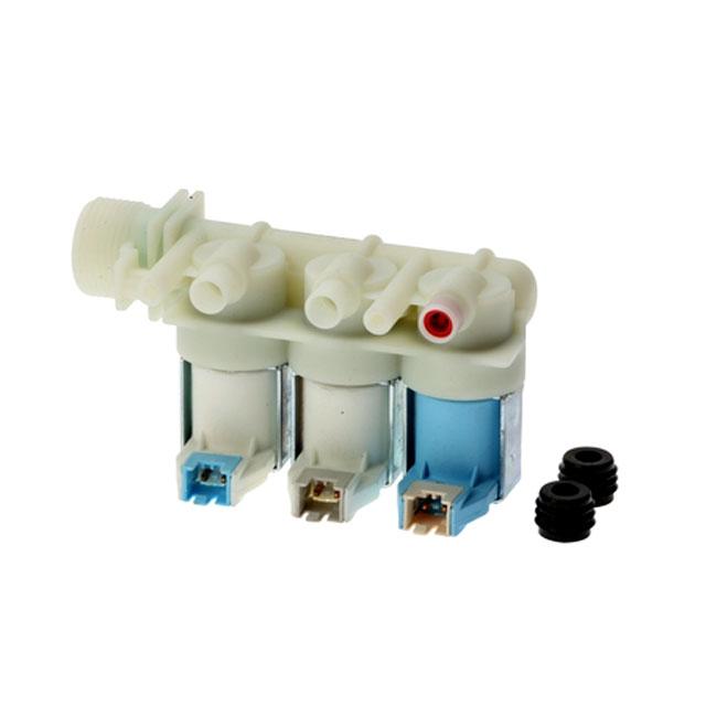 BS 651594 - Магнитный клапан к стиральным машинам Bosch, Siemens, Neff, Gaggenau (Бош, Сименс, Гагенау, Нефф)
