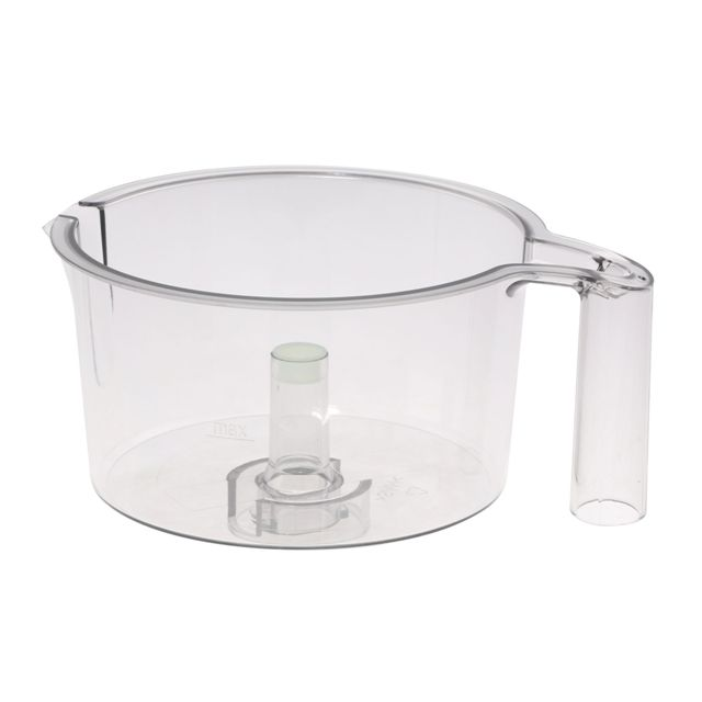 BS 653191 - Пластиковая чаша соковыжималки MUM5. к кухонным комбайнам Bosch, Siemens, Neff, Gaggenau (Бош, Сименс, Гагенау, Нефф)