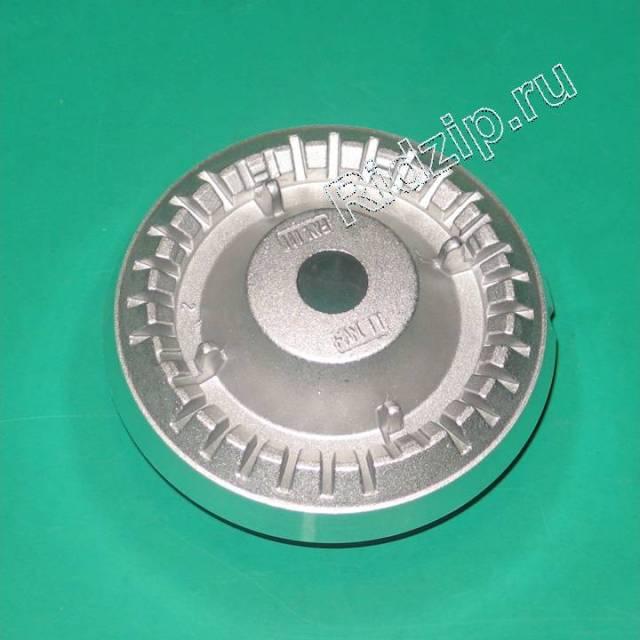 BS 654541 - Рассекатель средней конфорки к плитам Bosch, Siemens, Neff, Gaggenau (Бош, Сименс, Гагенау, Нефф)