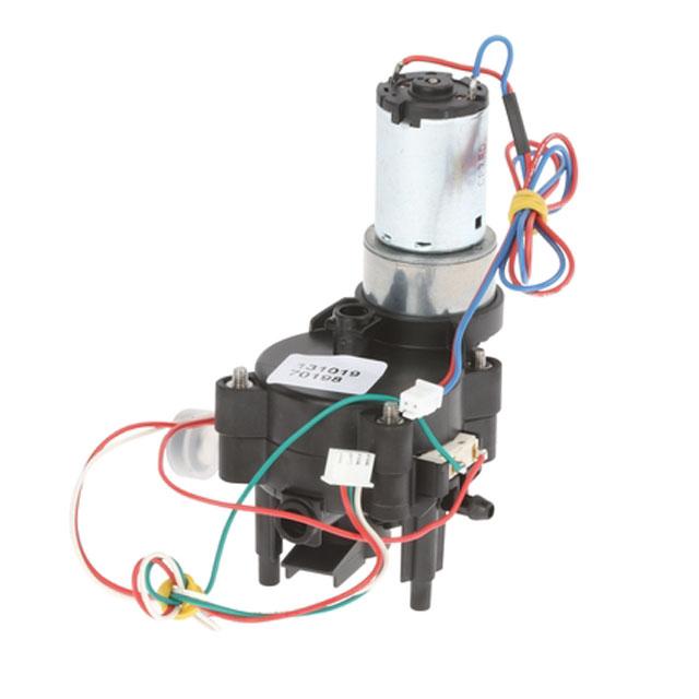BS 654842 - Клапан керамический в сборе к кофеваркам и кофемашинам Bosch, Siemens, Neff, Gaggenau (Бош, Сименс, Гагенау, Нефф)