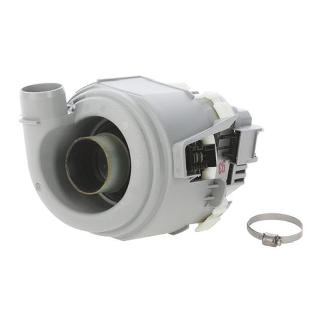 BS 657137 - Помпа (насос) циркуляции  к посудомоечным машинам Bosch, Siemens, Neff, Gaggenau (Бош, Сименс, Гагенау, Нефф)