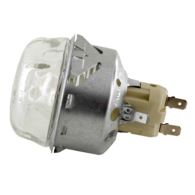 BS 658468 - Лампа в комплекте с цоколем и крышкой к плитам, варочным поверхностям, духовым шкафам Bosch, Siemens, Neff, Gaggenau (Бош, Сименс, Гагенау, Нефф)