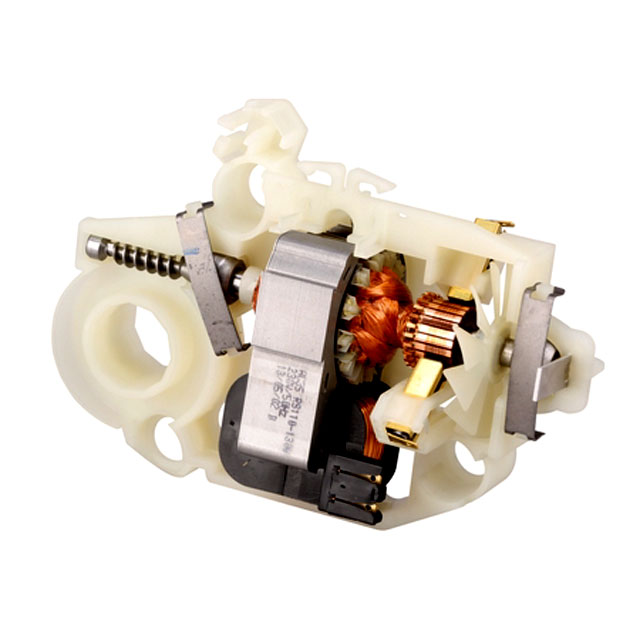 BS 658746 - Мотор (двигатель) к ломтерезкам Bosch, Siemens, Neff, Gaggenau (Бош, Сименс, Гагенау, Нефф)