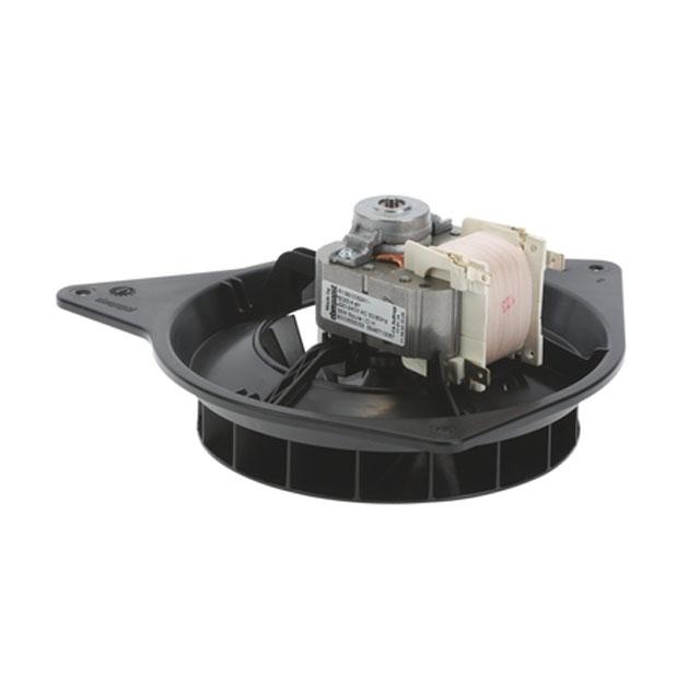 BS 659302 - Мотор вентилятора к плитам, варочным поверхностям, духовым шкафам Bosch, Siemens, Neff, Gaggenau (Бош, Сименс, Гагенау, Нефф)