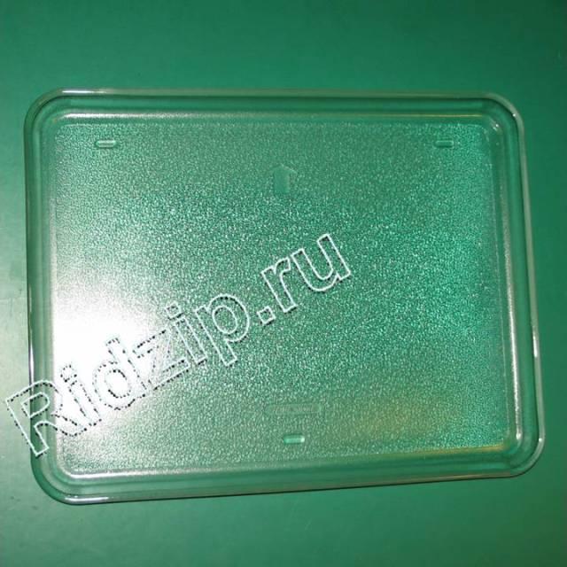 BS 672497 - Тарелка ( поддон - блюдо ) 265X340 мм к микроволновым печам, СВЧ Bosch, Siemens, Neff, Gaggenau (Бош, Сименс, Гагенау, Нефф)