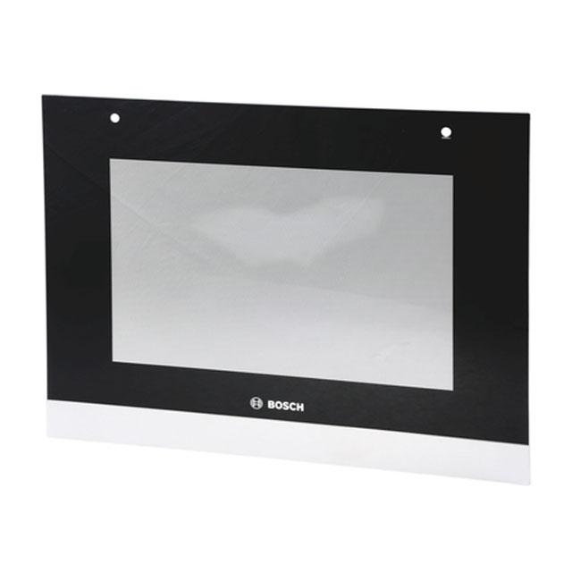 BS 672552 - Внешнее стекло духовки к плитам, варочным поверхностям, духовым шкафам Bosch, Siemens, Neff, Gaggenau (Бош, Сименс, Гагенау, Нефф)