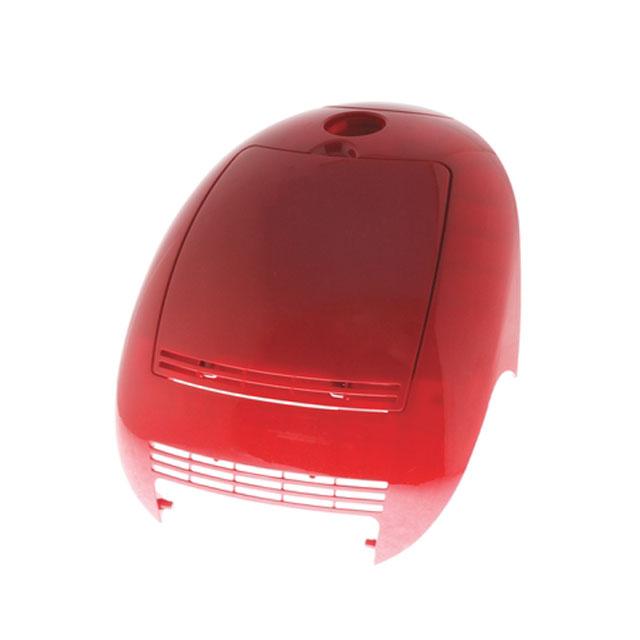 BS 674892 - Крышка, для отделения пылесборника, без логотипа, вишнёвый металлик к пылесосам Bosch, Siemens, Neff, Gaggenau (Бош, Сименс, Гагенау, Нефф)