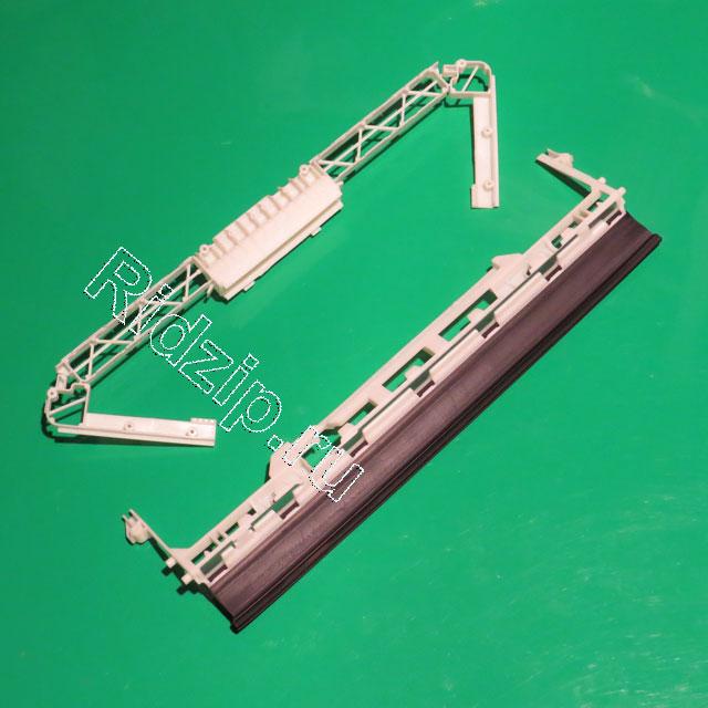 BS 676561 - Уплотнитель нижний в сборе к посудомоечным машинам Bosch, Siemens, Neff, Gaggenau (Бош, Сименс, Гагенау, Нефф)
