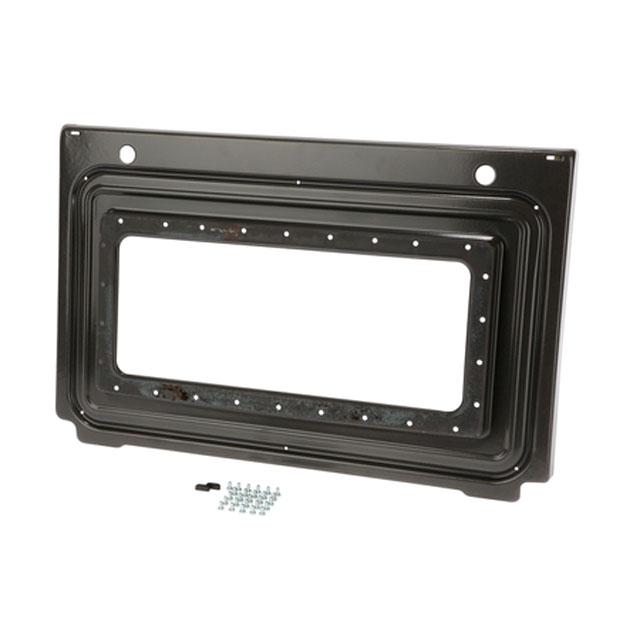 BS 680950 - Внутренняя дверь  к микроволновым печам, СВЧ Bosch, Siemens, Neff, Gaggenau (Бош, Сименс, Гагенау, Нефф)