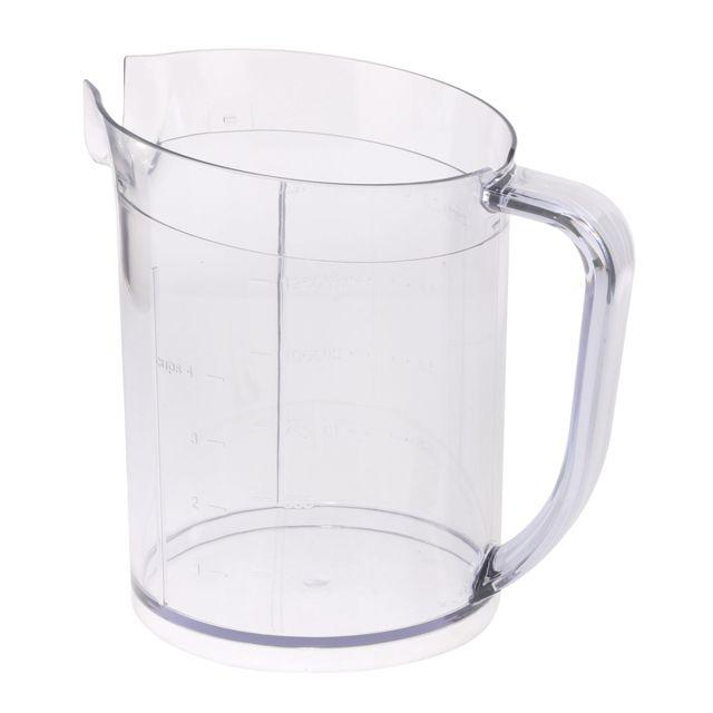BS 701697 - Пластиковый стакан к соковыжималкам Bosch, Siemens, Neff, Gaggenau (Бош, Сименс, Гагенау, Нефф)