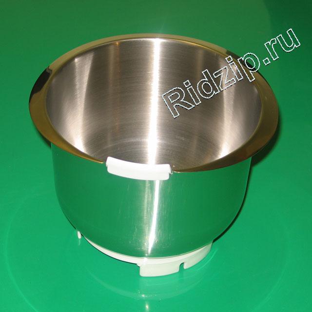 BS 703316 - Емкость для смешивания из нерж. стали к кухонным комбайнам Bosch, Siemens, Neff, Gaggenau (Бош, Сименс, Гагенау, Нефф)