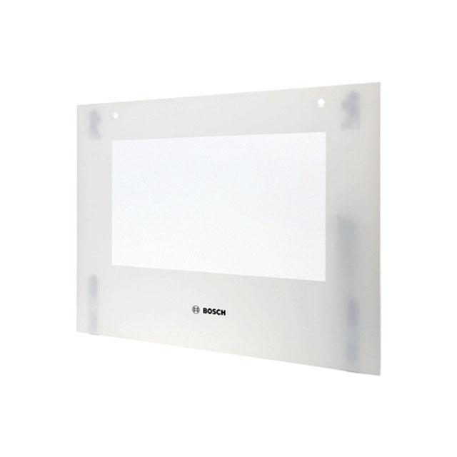 BS 713390 - Внешнее стекло для встраиваемых духовых шкафов, для HBN2/3/5.., к плитам, варочным поверхностям, духовым шкафам Bosch, Siemens, Neff, Gaggenau (Бош, Сименс, Гагенау, Нефф)