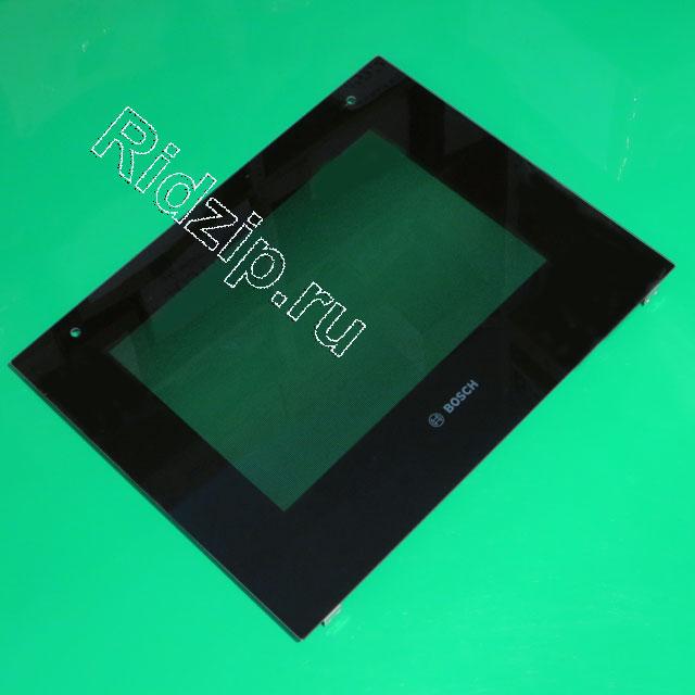 BS 717940 - Внешнее стекло двери к плитам, варочным поверхностям, духовым шкафам Bosch, Siemens, Neff, Gaggenau (Бош, Сименс, Гагенау, Нефф)