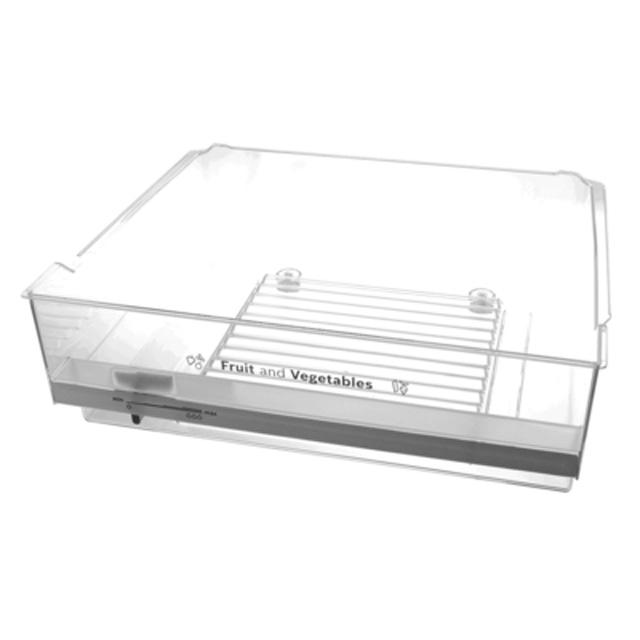 BS 741324 - Ящик для овощей к холодильникам Bosch, Siemens, Neff, Gaggenau (Бош, Сименс, Гагенау, Нефф)