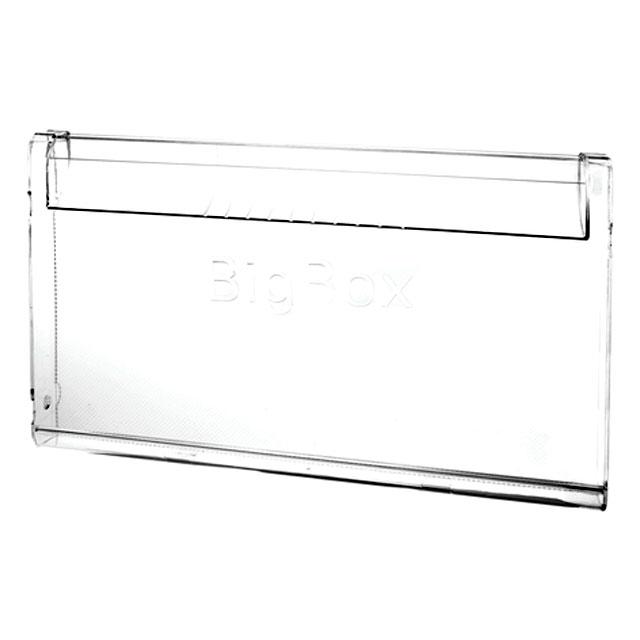 BS 741897 - Средний ящик BIGBOX для морозильного отделения к холодильникам Bosch, Siemens, Neff, Gaggenau (Бош, Сименс, Гагенау, Нефф)