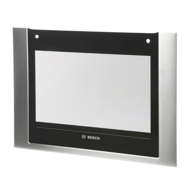 BS 742512 - Внешнее стекло духовки, для моделей HBG43.., HBG23.. к плитам, варочным поверхностям, духовым шкафам Bosch, Siemens, Neff, Gaggenau (Бош, Сименс, Гагенау, Нефф)