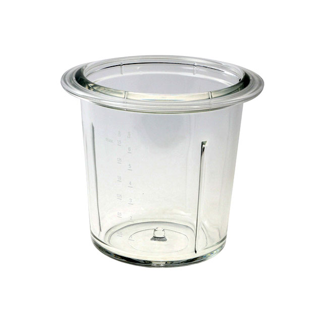 BS 745060 - Мерный стеклянный стакан для смешивания к измельчителям Bosch, Siemens, Neff, Gaggenau (Бош, Сименс, Гагенау, Нефф)