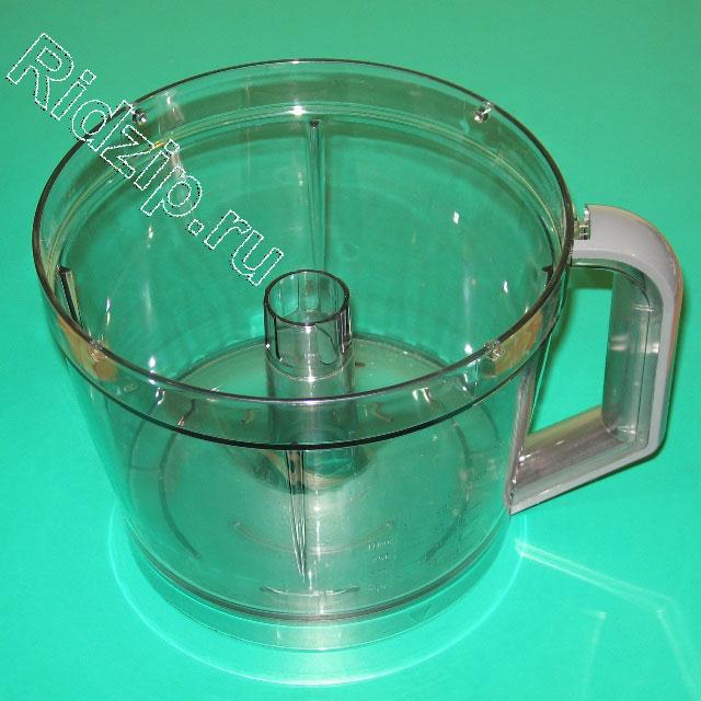 BS 750890 - BS 750890 Чаша к кухонным комбайнам Bosch, Siemens, Neff, Gaggenau (Бош, Сименс, Гагенау, Нефф)