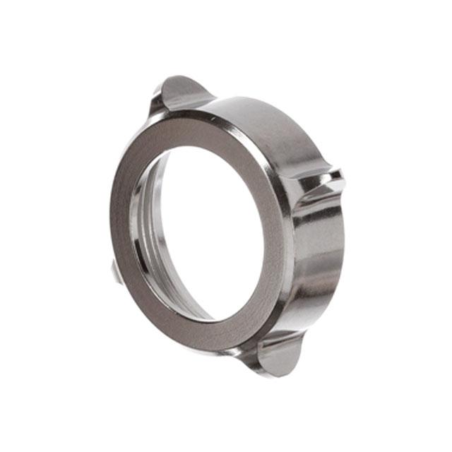 BS 756244 - BS 756244 Гайка для фиксирования формовочного диска  к мясорубкам Bosch, Siemens, Neff, Gaggenau (Бош, Сименс, Гагенау, Нефф)