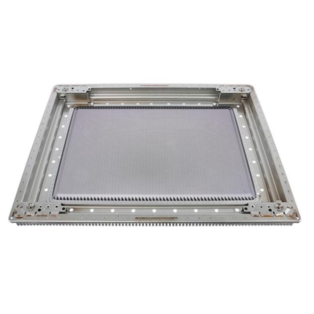 BS 772294 - Внутренняя часть двери к микроволновым печам, СВЧ Bosch, Siemens, Neff, Gaggenau (Бош, Сименс, Гагенау, Нефф)