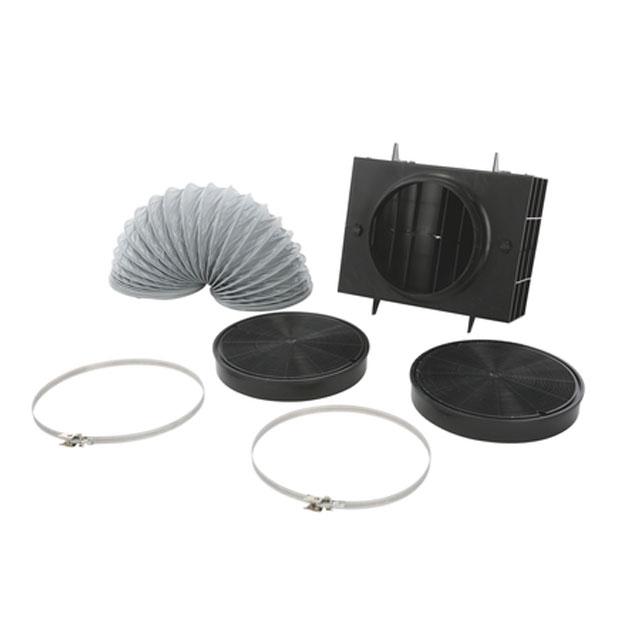 BS 772529 - Комплект для работы вытяжки в режиме циркуляции воздуха к вытяжкам Bosch, Siemens, Neff, Gaggenau (Бош, Сименс, Гагенау, Нефф)