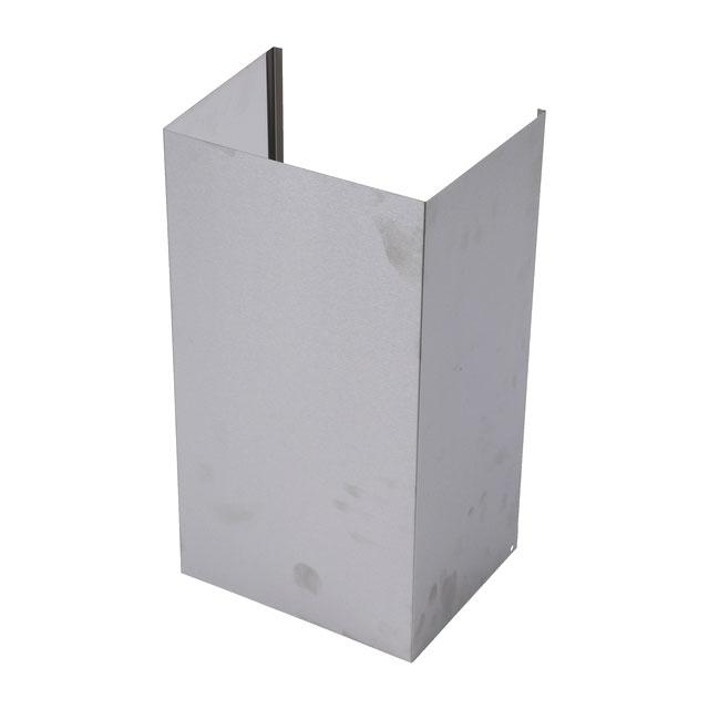 BS 773488 - Металлический короб, нерж.сталь, 400 мм к вытяжкам Bosch, Siemens, Neff, Gaggenau (Бош, Сименс, Гагенау, Нефф)