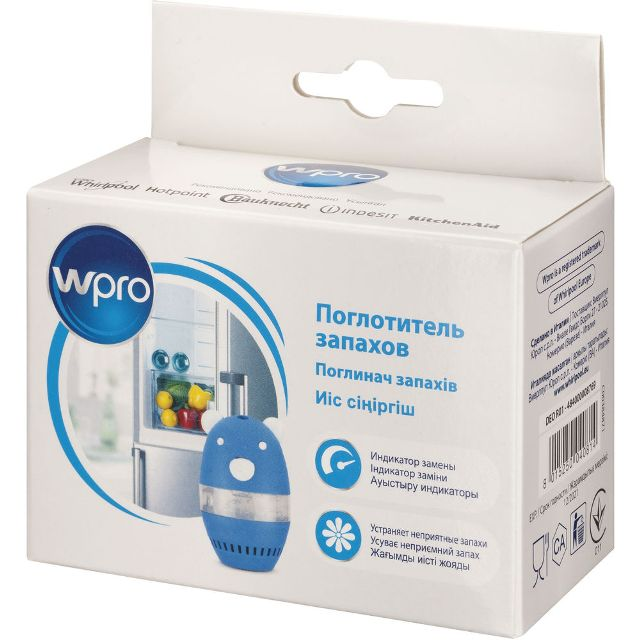 AI 384871 - Поглотитель запахов Wpro Deo R01 к холодильникам Indesit, Ariston (Индезит, Аристон)
