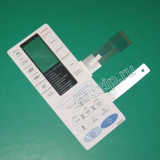 CE101KR - Панель управления сенсорная ( мембрана ) к микроволновым печам, СВЧ Samsung (Самсунг)