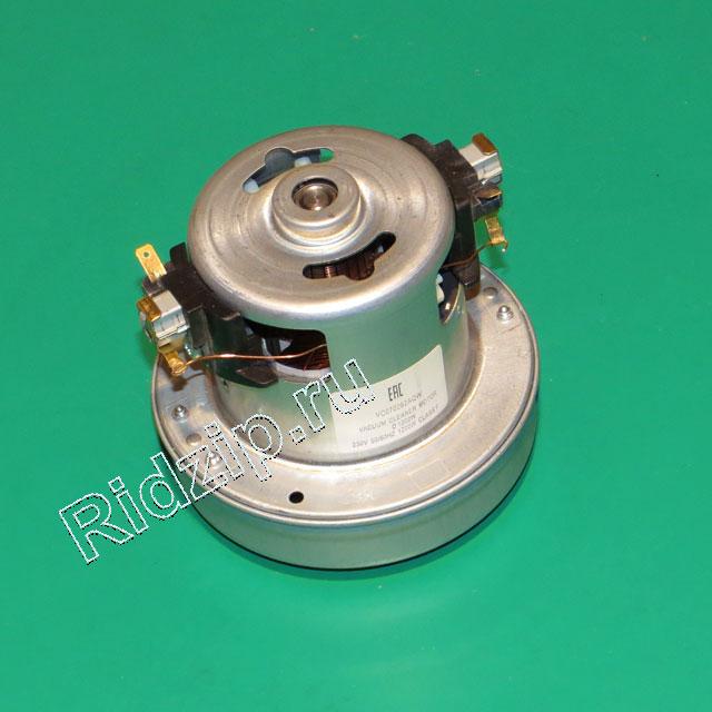 CH VC070292AQW - Мотор (электродвигатель)  H = 104mm/35mm  D = 105mm/72mm/23mm к пылесосам Разных фирм (Разных фирм)