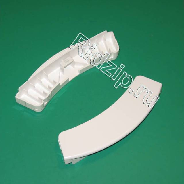 DC64-00561A - Ручка люка белая к стиральным машинам Samsung (Самсунг)