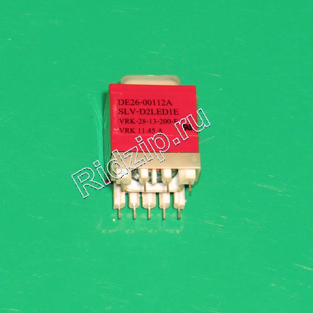 DE26-00112A - Трансформатор низковольтный SLV - D2LED1E к микроволновым печам, СВЧ Samsung (Самсунг)