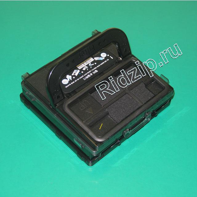DJ97-01351D - Фильтр HEPA в сборе ( для моющих моделей ) к пылесосам Samsung (Самсунг)