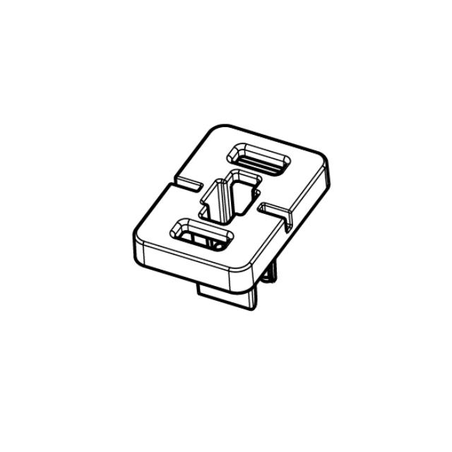 DL 5313233101 - Держатель кнопки к кофеваркам и кофемашинам DeLonghi (ДеЛонги)