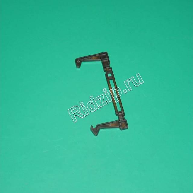 DL 536384 - Крючок замка двери к микроволновым печам, СВЧ DeLonghi (ДеЛонги)