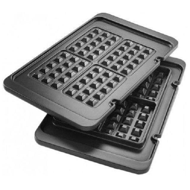 DL 5517910011 - Панель для приготовления вафель к электрогрилям DeLonghi (ДеЛонги)