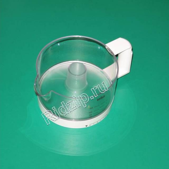 DL 7322610134 - Чаша соковыж  к соковыжималкам Braun (Браун)